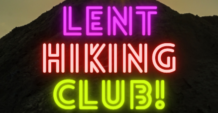 Lent Hiking Club